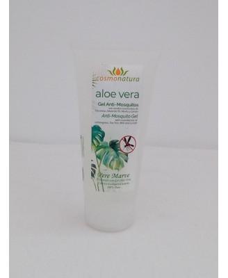 Gel de Aloe Vera Anti-Mosquitos 250 ml