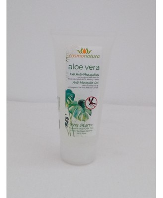 Gel de Aloe Vera Anti-Mosquitos 100 ml